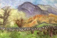 'Grey Crag, Hartsop' Felt