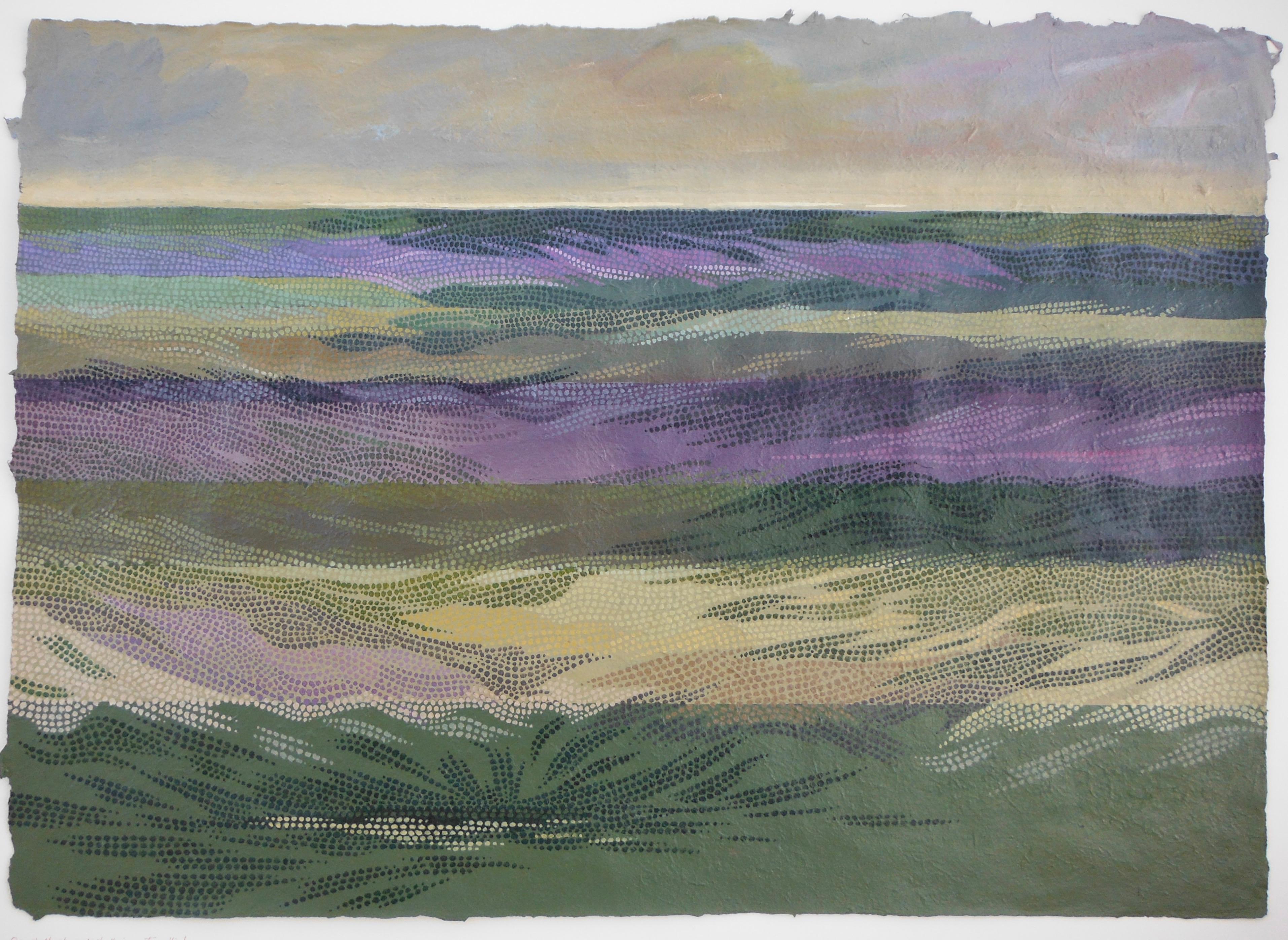 Terry Hird Contemporary Landscape Artist